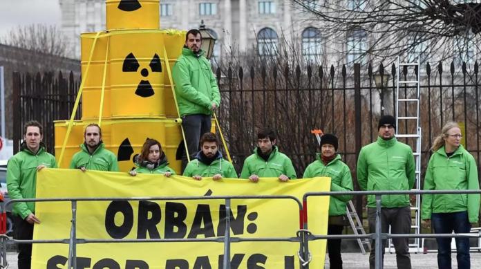 La centrale nucleare