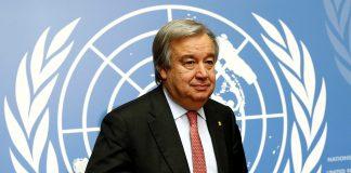 """Guterres: """" È ora di dare una svolta green"""