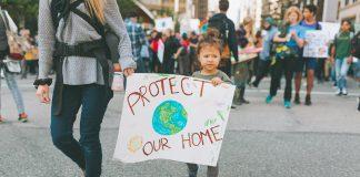 I giovani vogliono risposte sulla crisi climatica!
