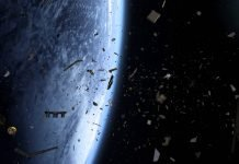 Una raccolta di rifiuti spaziale!