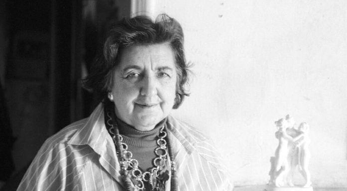Gli immortali: Alda Merini