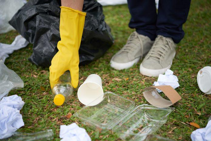 Inquinamento da plastica: l'Unione Europea
