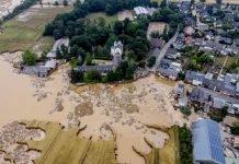 Alluvione in Germania: colpa