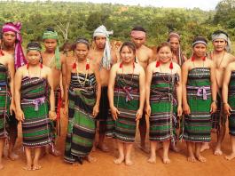 Il popolo Bunong e la lotta