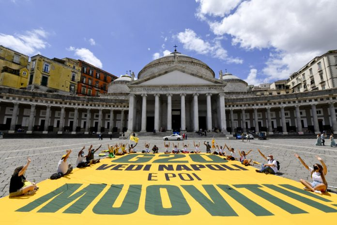 G20 a Napoli su clima