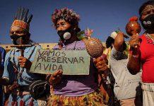 L'Amazzonia e gli Indigeni del Brasile