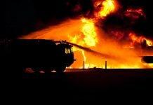 Gli incendi causano un aumento di
