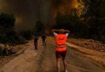 La Turchia brucia