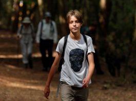Jude Walker: il bambino in marcia