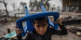 Un miliardo di bambini a rischio