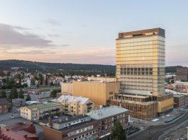 In Svezia uno dei grattacieli più alti