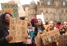Per i giovani quella ambientale è