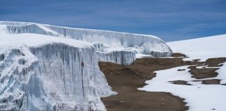 Il ritiro dei ghiacciai africani è il