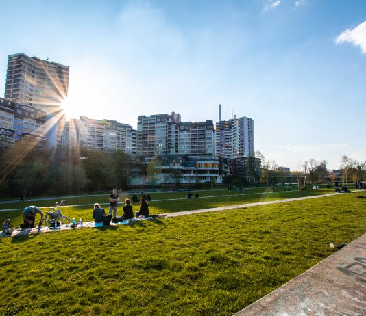 Più parchi e giardini in città